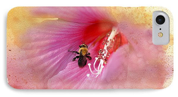 Bumble Bee Bliss IPhone Case