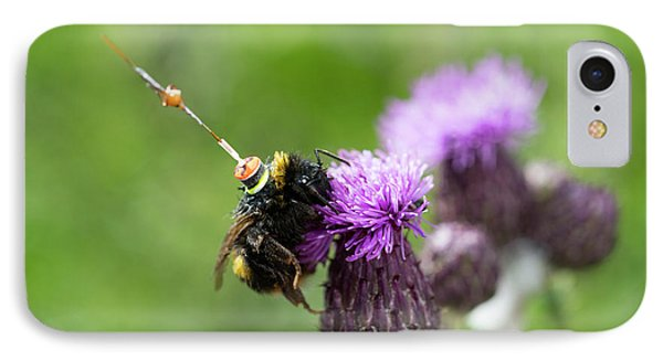 Bumblebee Radar Tagging IPhone Case