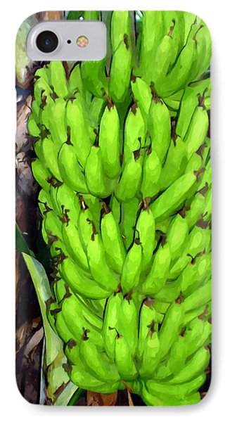 Bunch Of Bananas Phone Case by Lanjee Chee