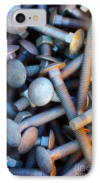 Bunch Of Screws IPhone Case