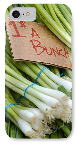 Bunches Of Onions IPhone Case