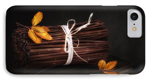 Bundle Of Sticks Still Life IPhone Case by Tom Mc Nemar
