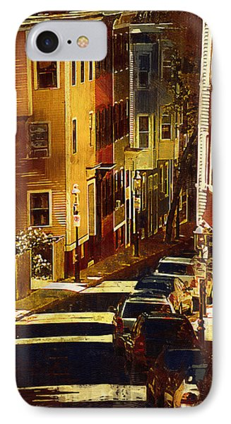 Bunker Hill IPhone Case by Kirt Tisdale
