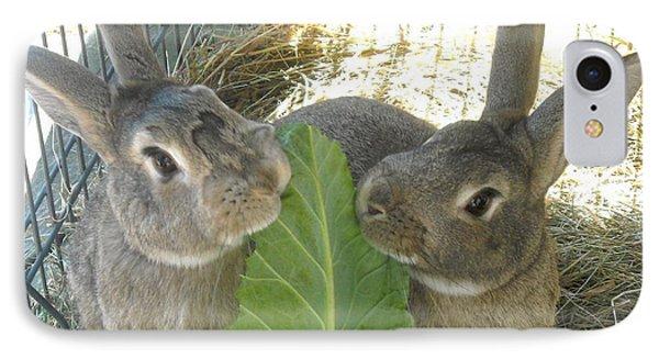 Bunny Friends IPhone Case