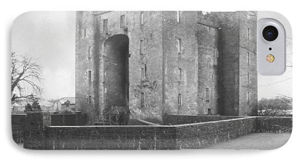 Bunratty Castle - Ireland Phone Case by Mike McGlothlen