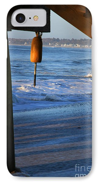Buoy 1 Phone Case by Michael Mooney