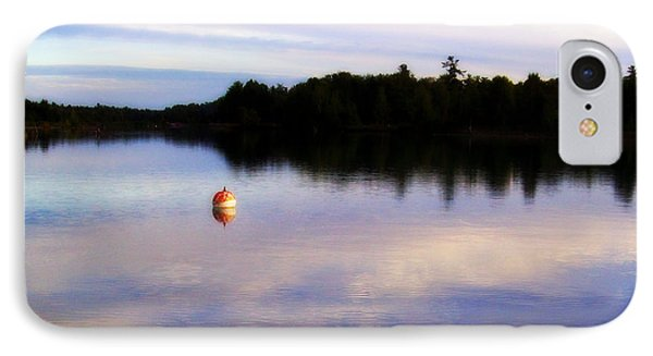 Buoy On The Torch Bayou Phone Case by Michelle Calkins