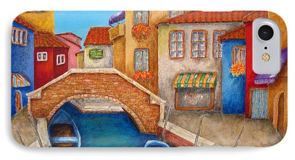 Burano IPhone Case