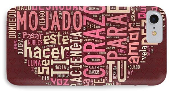Burbujas De Amor 3 IPhone Case