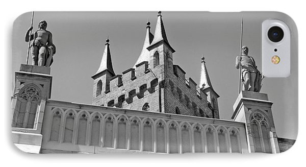 IPhone Case featuring the photograph Burg Hohenzollern by Carsten Reisinger