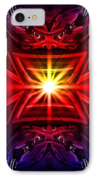 Burning Bright IPhone Case by Nathan Wright