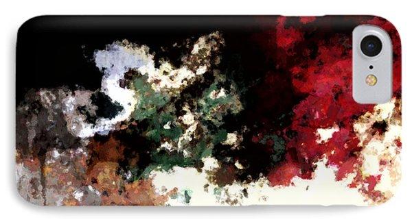 Burning IPhone Case by The Art Of JudiLynn