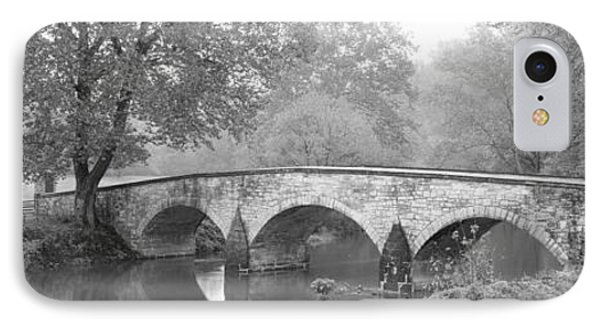 Burnside Bridge Antietam National IPhone Case by Panoramic Images