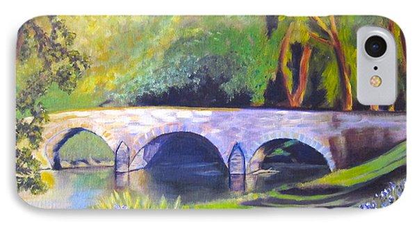 Burnside's Bridge At Antietam IPhone Case