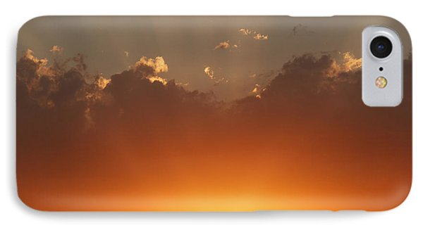 Burst Of Light IPhone Case by Scott Bean
