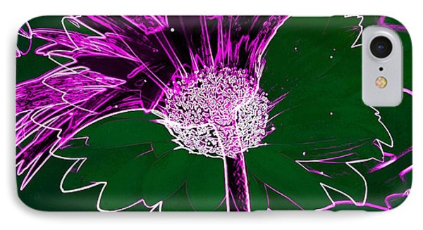 IPhone Case featuring the photograph Burst Of Spring by Irma BACKELANT GALLERIES