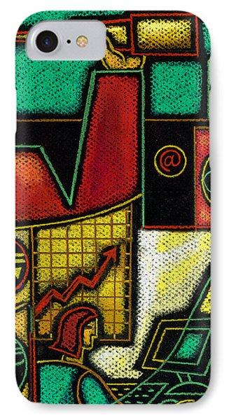 Business IPhone Case by Leon Zernitsky