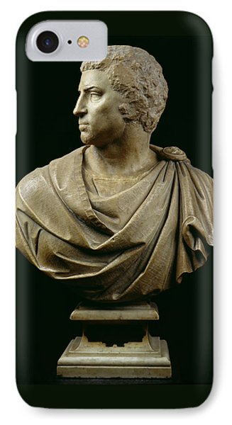 Bust Of Brutus IPhone Case