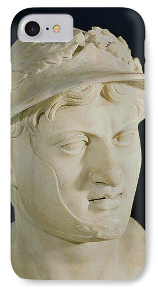 Bust Of Pyrrhus IPhone Case