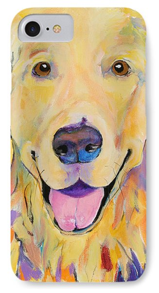Buster Phone Case by Pat Saunders-White