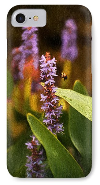 Busy Bee Phone Case by Richard Rizzo