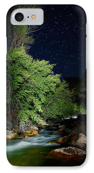 IPhone Case featuring the photograph Busy Night by David Andersen