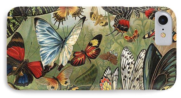 Butterflies 2 IPhone Case by Mutzel