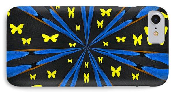 Butterflies Galore Phone Case by Karol Livote