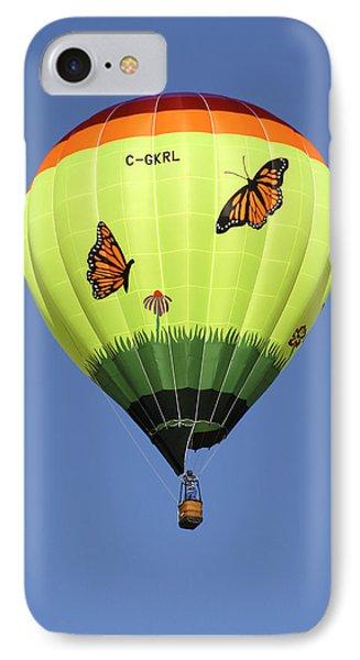 Butterflies  IPhone Case by Mike McGlothlen