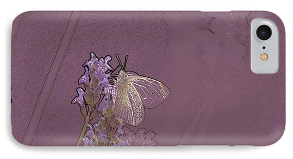 Butterfly 1 Phone Case by Carol Lynch