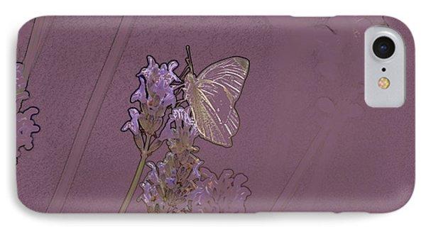 Butterfly 2 Phone Case by Carol Lynch