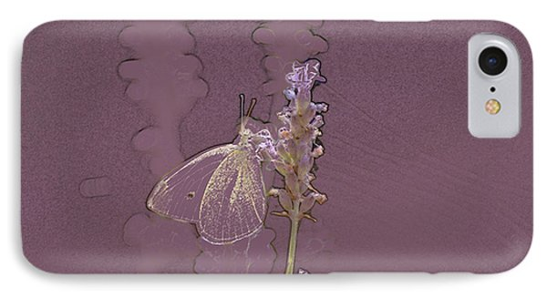 Butterfly 3 Phone Case by Carol Lynch