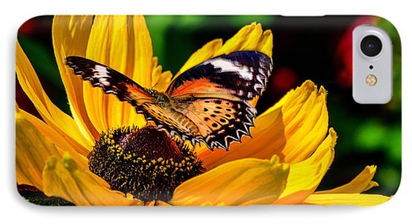 Butterfly And Bloom Phone Case by Julie Palencia