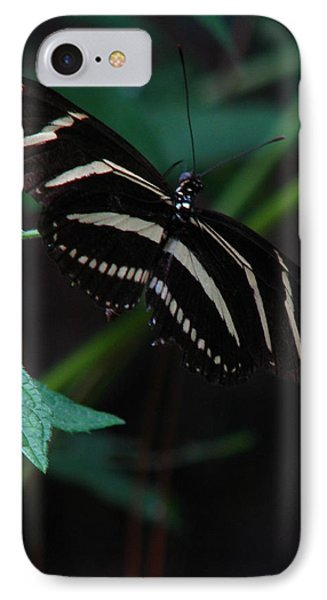 Butterfly Art 2 IPhone Case by Greg Patzer