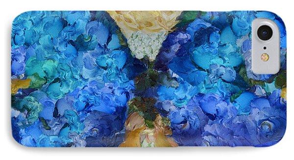 Butterfly Art - D11bb IPhone Case