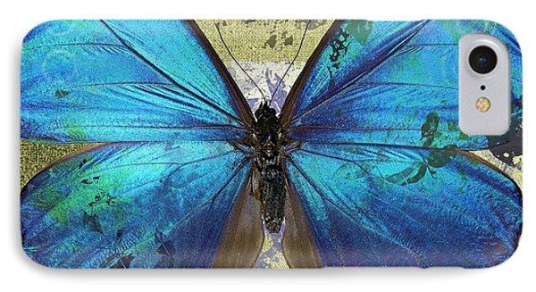 Butterfly Art - S01bfr02 IPhone Case