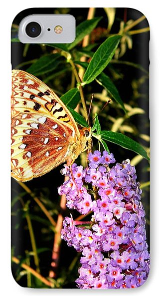 Butterfly Banquet 2 Phone Case by Will Borden