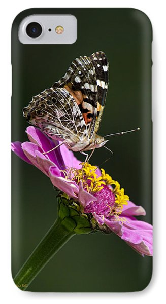 Butterfly Blossom Phone Case by Christina Rollo