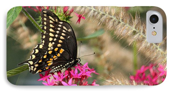 Butterfly Days Phone Case by Suzanne Gaff