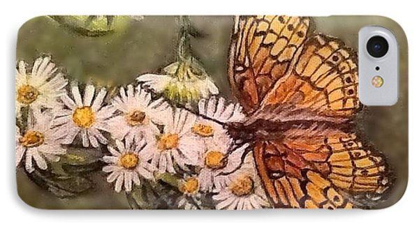 Butterfly Delight IPhone Case by Kimberlee Baxter