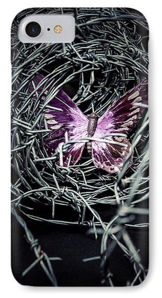 Butterfly Phone Case by Joana Kruse