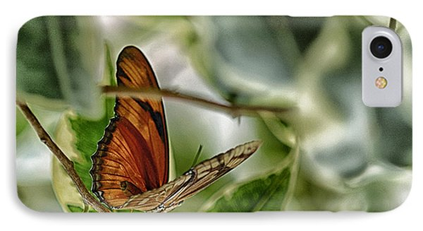 Butterfly IPhone Case by JRP Photography