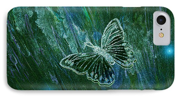 Butterfly Magic By Jrr IPhone Case by First Star Art