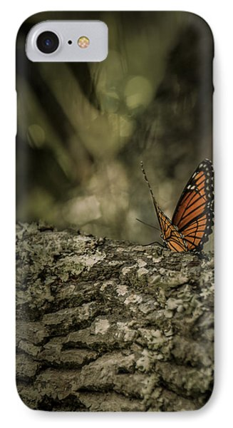 Butterfly IPhone Case by Mario Celzner