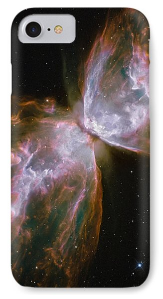 Butterfly Nebula IPhone Case by Nasa
