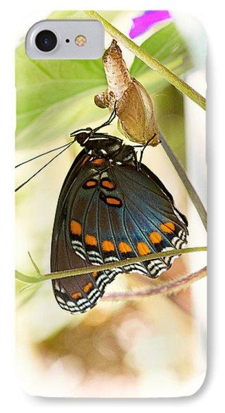 Butterfly Nursery IPhone Case