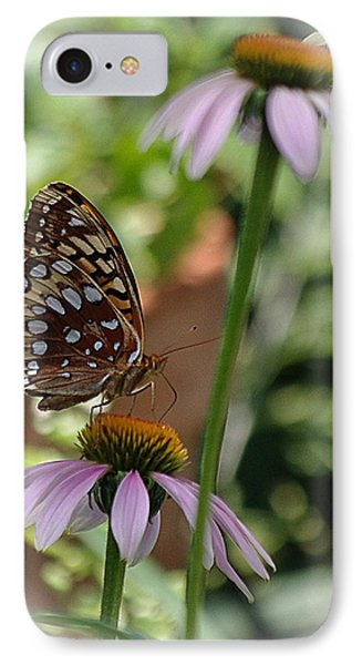 Butterfly Time IPhone Case