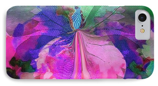 IPhone Case featuring the digital art Butterfly Wings by Sherri  Of Palm Springs