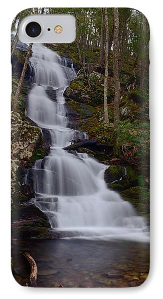Buttermilk Falls New Jersey IPhone Case