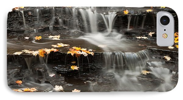 Buttermilk Falls Phone Case by Shannon Workman